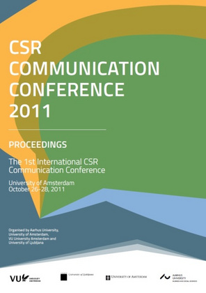 CSR COMMUNICATION CONFERENCE 2011: CONFERENCE PROCEEDINGS